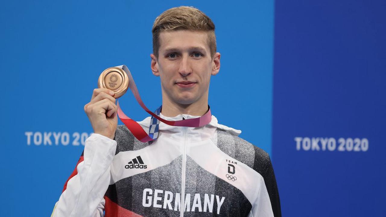 Bronze über 1500 Meter: Wellbrock bleibt Krönung verwehrt