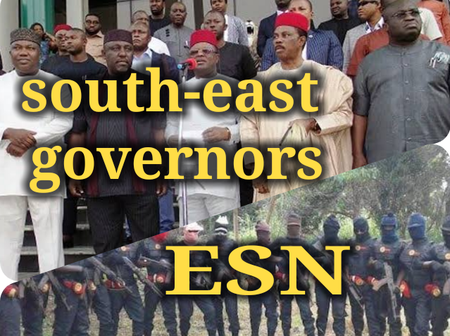 South-East Governors Should Do These 3 Things To Regain Peace In Their Region
