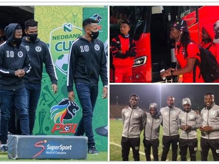 Mzansi claps hands for Orlando Pirates for wearing local brands see comments