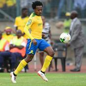 Percy Tau and his career history