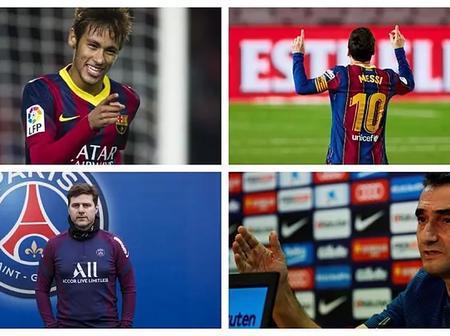 Abidal: Si nous n'avions pas signé Griezmann, Neymar serait revenu