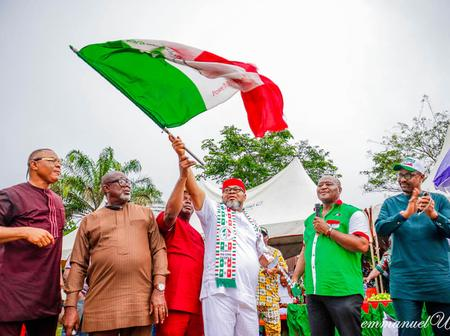 Opinion : Is God Fighting For PDP, Emmanuel Okewulonu Ahead Of Okigwe Zone Bye-Election?