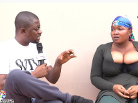 My 'Big Melons' Attract Men To Buy My Mother's Waakye - Young Lady reveals