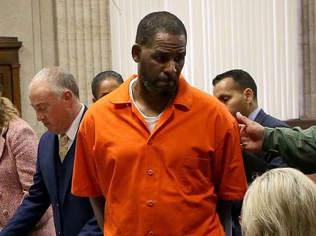 From Grammy Awards Winner To Prison, Sad Story Of R. Kelly Inside Prison Cell