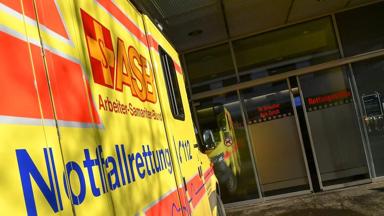 Eine Schwerverletzte bei Zusammenstoß in München