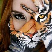 Check Out These Beautiful Pictures Created With Human Hands