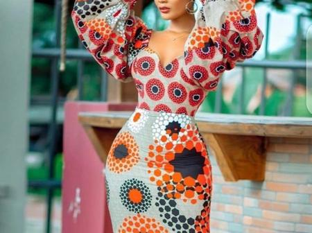 Check These Gorgeous Ankara Designs, That You Can Wear To Any Event