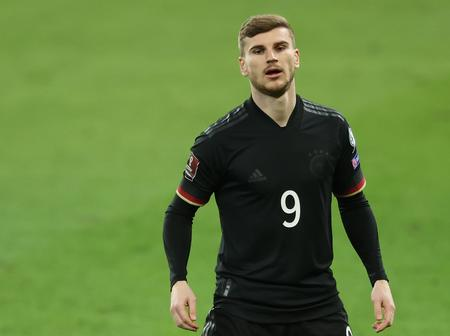 Germany finally drops Timo Werner