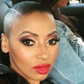 It looks like Zonke Dikana is not ready to publicise her private life.