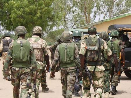 Nigerian Army Release List Of Shortlisted Candidates for SSC 47/2021