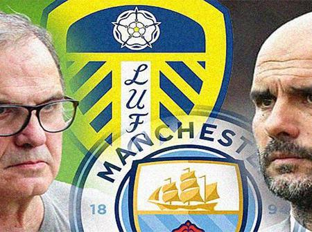 Weekend EPL: Leeds United to Draw against Man City. Ceckout Possible Starting XI, Predicted Scores.