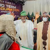 [PHOTOS] Akeredolu's Second Term Inauguration Took Place Today, See Photos From The Event