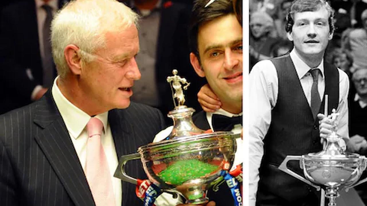 Steve Davis and Barry Hearn, snooker's 'old married couple', on the day that changed British sport forever