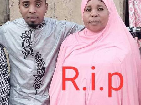 Another Kannywood Actor Lost His Beloved Mother