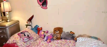 Police Make A Disturbing Discovery In The Bedroom Of A Little Girl