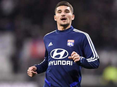 Arsenal suffers major transfer blow as Lyon calls off Aouar move