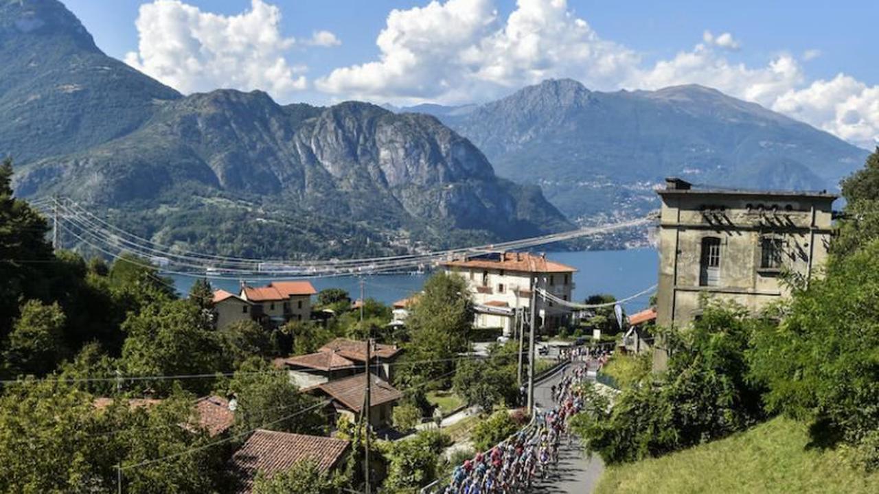 Tour de Lombardie - Le parcours du Tour de Lombardie, le 9 octobre !