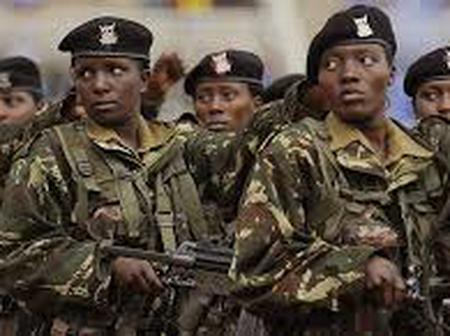 Is The Kenyan Military The Most Powerful In Africa? Find Out In The Latest Ranking Of 2021