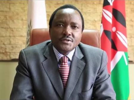 Reactions As Wiper Democratic Movement Leader Kalonzo Musyoka Makes An Apology