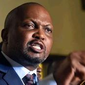 Moses Kuria Leaves Kenyans In Stitches After Writing This Letter To IMF