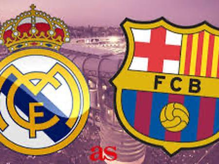 Real Madrid vs FC Barcelona. Top 7 players to Watch out in tomorrow's El Classico (With pictures).