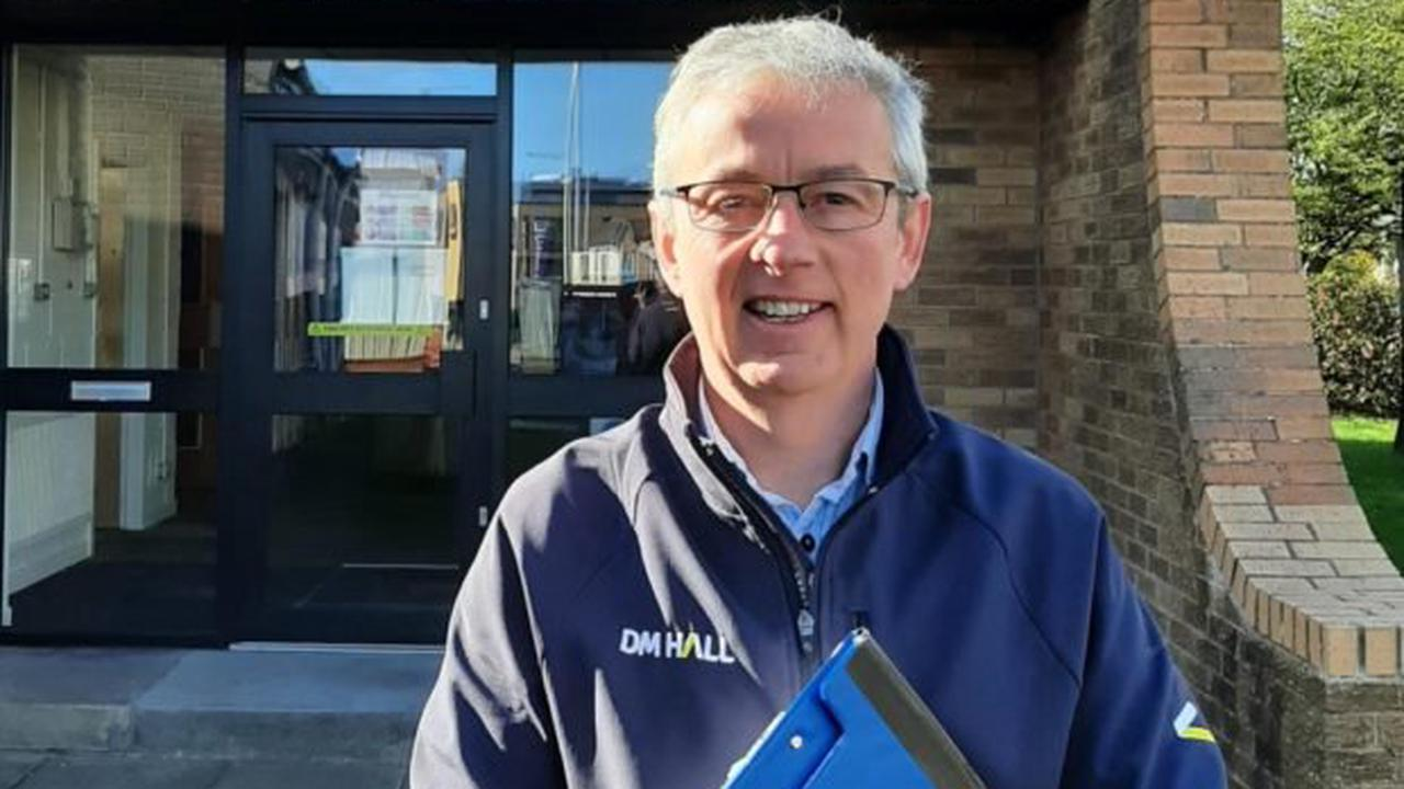 "DM Hall moves from Cupar to St Andrews to be in ""stronger position"""