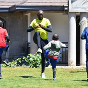 Daddy Duties! Kipchumba Murkomen Excites Netizens After Spending Time With His Sons (Photos)