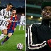 Ronaldo Or Messi? Usain Bolt Chooses His Best Preferred Player Between Messi And Ronaldo
