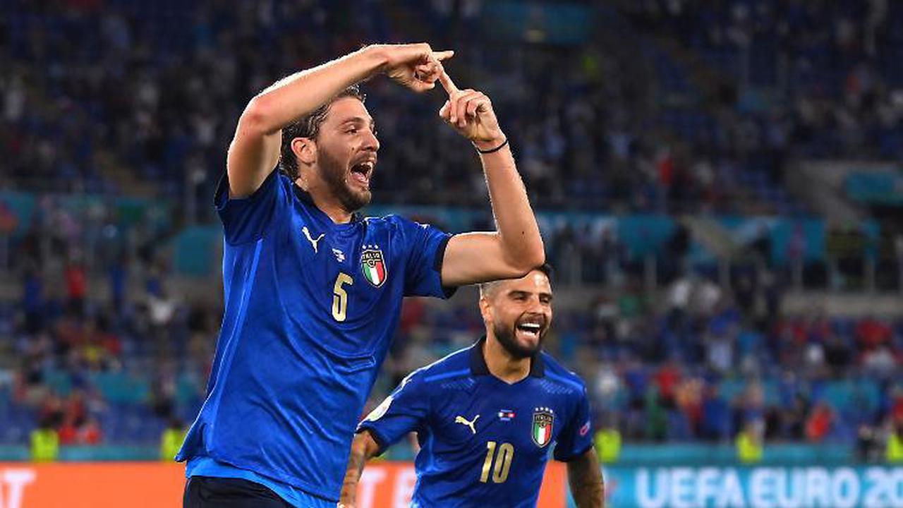 Gnadenloses Italien bucht EM-Achtelfinale