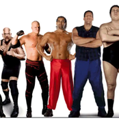 Top 5 tallest Wrestlers in WWE history