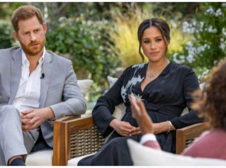 Meghan Markle contemplated suicide; she reveals in an explosive interview with Oprah Winfrey