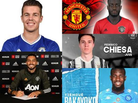 Deadline Transfer News: Latest Updates On Chelsea, Juventus, Manchester United and Others