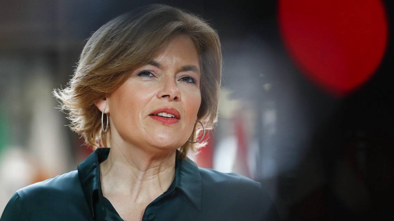 Tierwohl-Label: Grünen-Chef Robert Habeck wirft Agrarministerin Julia Klöckner Versagen vor
