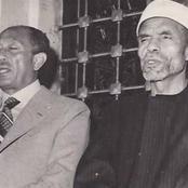 تعرف على علاقة الشيخ الشعراوي بالرؤساء..وسر زيارته لقبر الرئيس الراحل جمال عبد الناصر وخلافه مع السادات