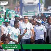 Le passage du  candidat de l'opposition  crée  un monstre embouteillage à Dabakala