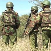 Panic as Two Police Officers Are Killed By Bandits in Kapedo, One Of Them a Senior Police Officer