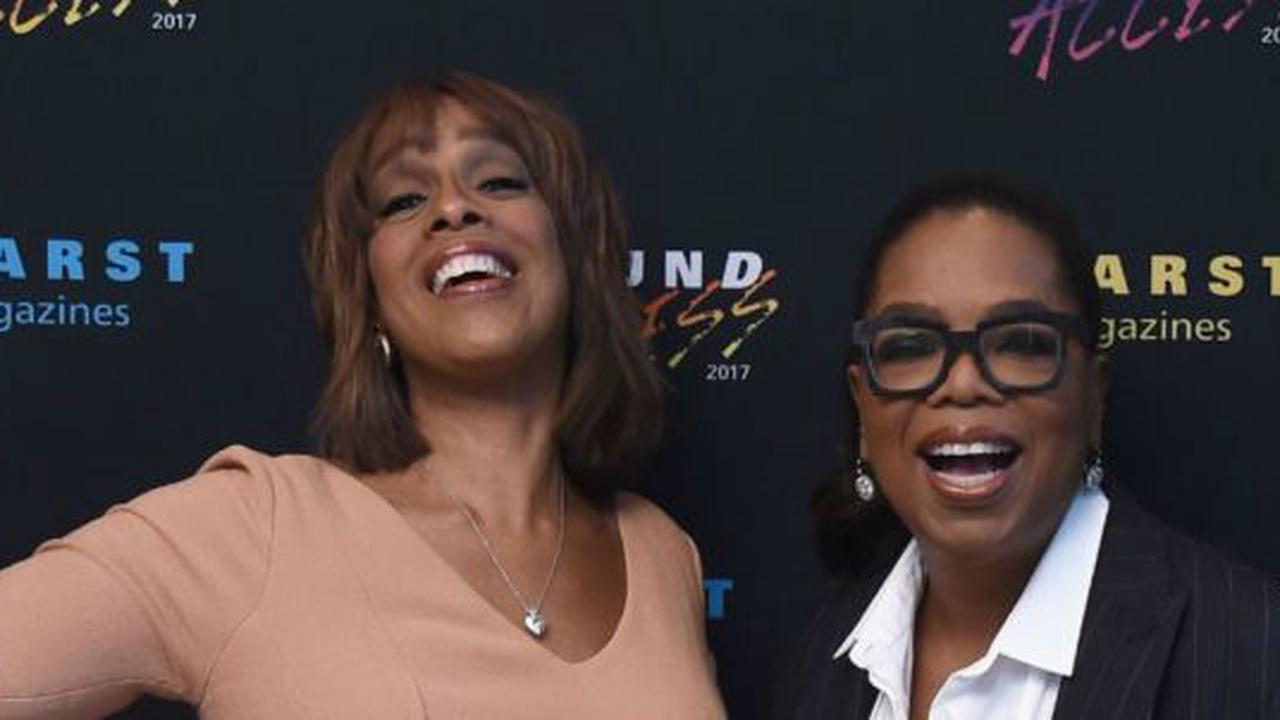 Oprah Winfrey Celebrates BFF Gayle King's 66th Birthday With Sweet Facetime Song And A Big Question