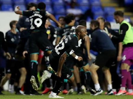 Andre Ayew: Ghana star happy to take responsibility for Swansea City