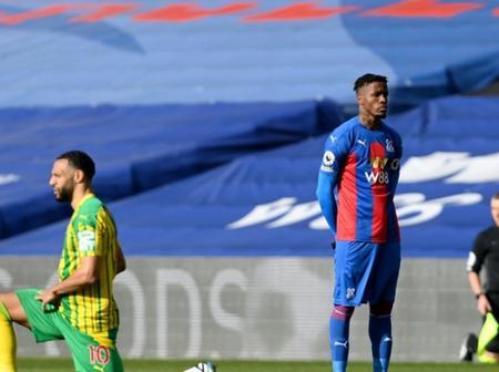 Football premier league / lutte contre le racisme : Wilfried Zaha refuse de s'agenouiller