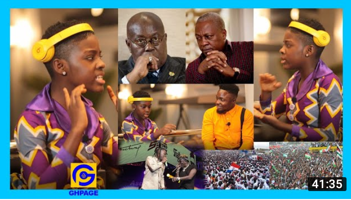 d4cfe0221bb4cb5b1d1620ec0d8e3986?quality=uhq&resize=720 - My brand is bigger than any Political party in Ghana - DJ Switch tells it relevance