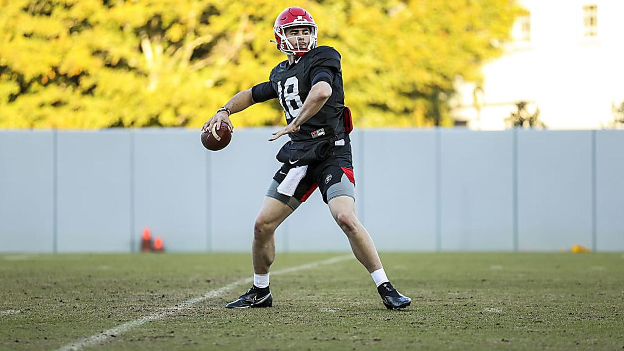 JT Daniels comments on 2021 decision, shares why Georgia 'was exactly what was best for me'