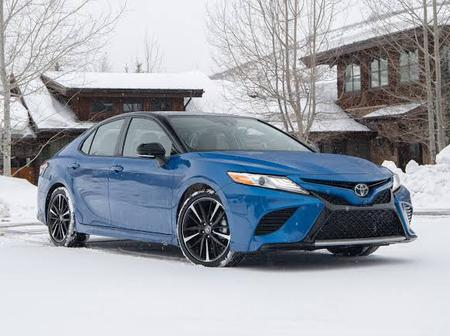 Five Basic Differences Between The 2020 Models of The Toyota Corolla and Toyota Camry