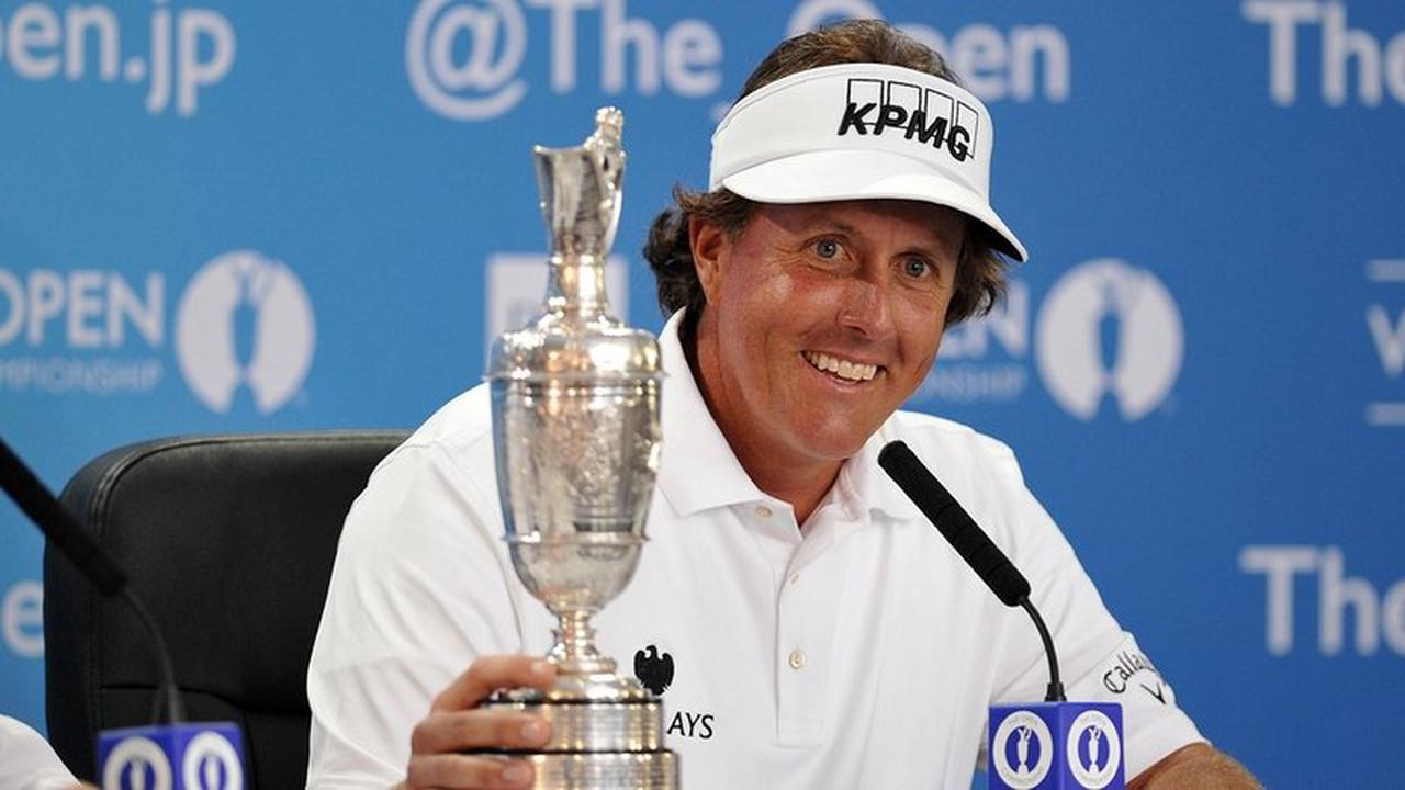 Slam-chasing Mickelson handed exemption for US Open