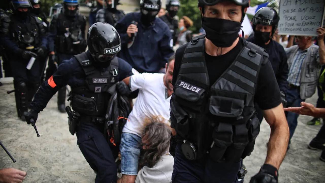 Nantes. Manif contre le pass sanitaire: le n°2 du RN au cœur de la bagarre et de la polémique