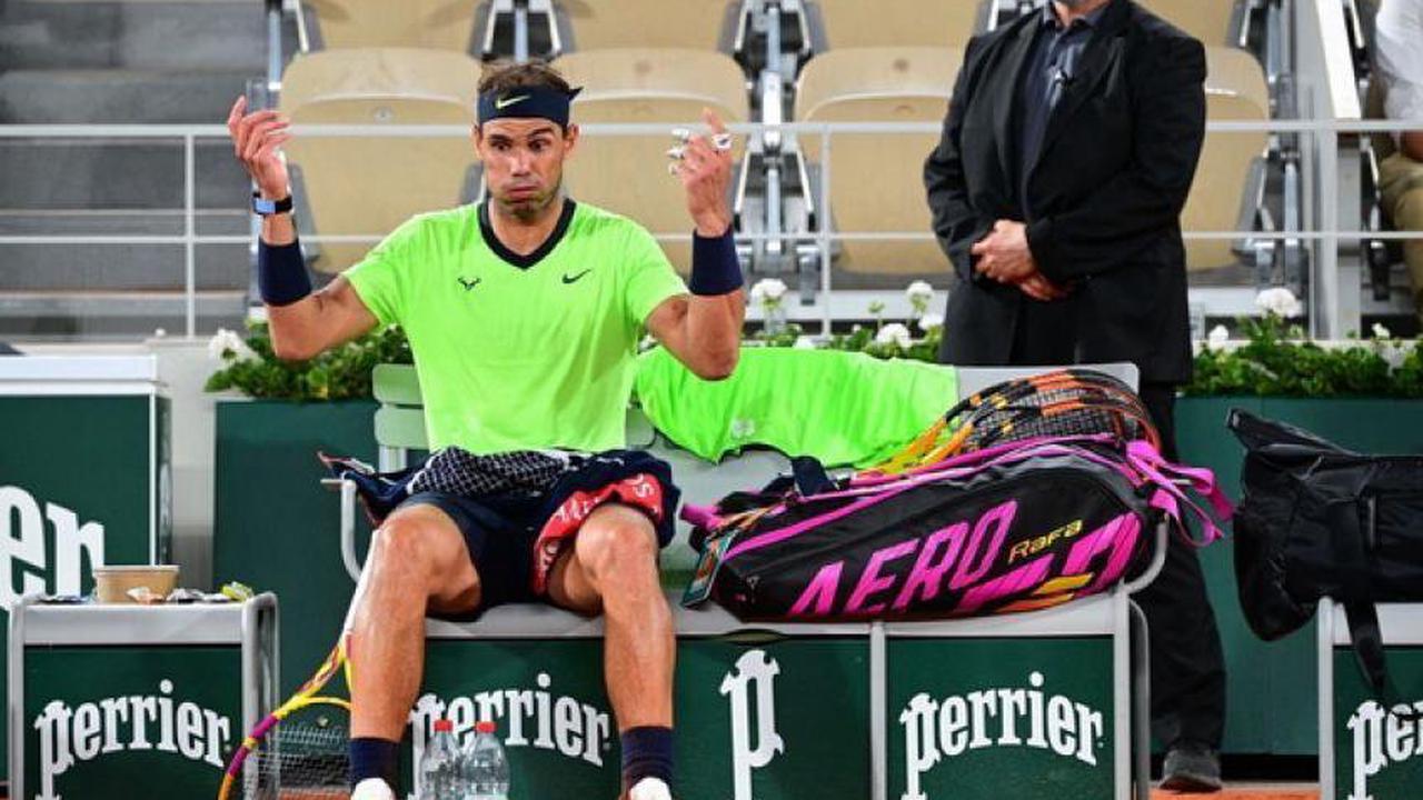 Rafael Nadal quitte le top 5 pour la première fois depuis avril 2017