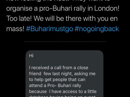 Buhari And His Cabal Are Now Feeling The Heat - Sowore Says, As He Receives This Message