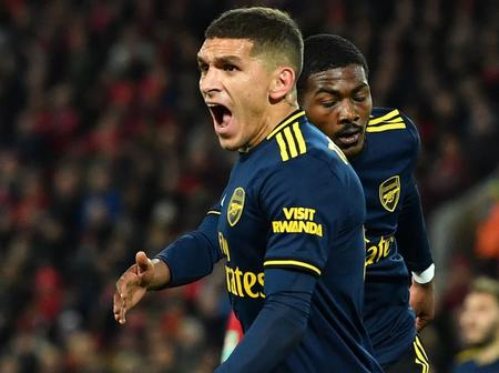 TRANSFER UPDATES: Arsenal Star Agrees To Manchester United Terms