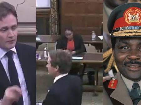 General Gowon stole half of the money in Nigerian Central Bank - Member of UK Parliament says