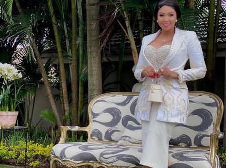 Ayanda Ncwane left fans speechless after posting her recent captivating pictures