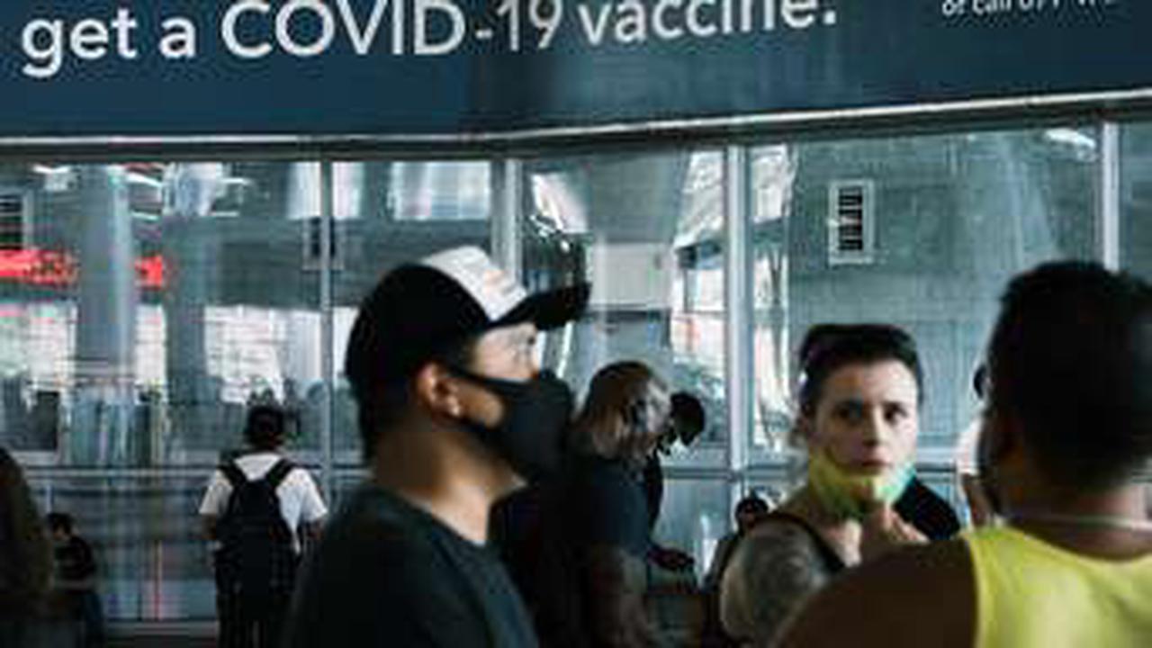Delta-Variante alarmiert CDC: Zahlreiche Corona-Infektionen trotz vollständiger Impfung